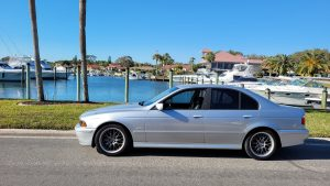 E39 BMW 530i Raffle Benefiting Spina Bifida of Jacksonville
